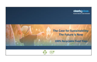 The Case for Sustainability: The Future is Now.