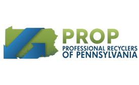 Professional Recyclers of Pennsylvania logo